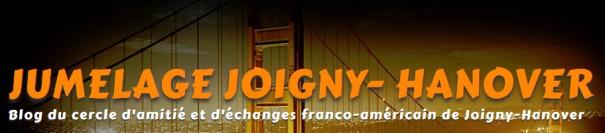 Jumelage Joigny-Hanover website