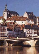 View of Joigny