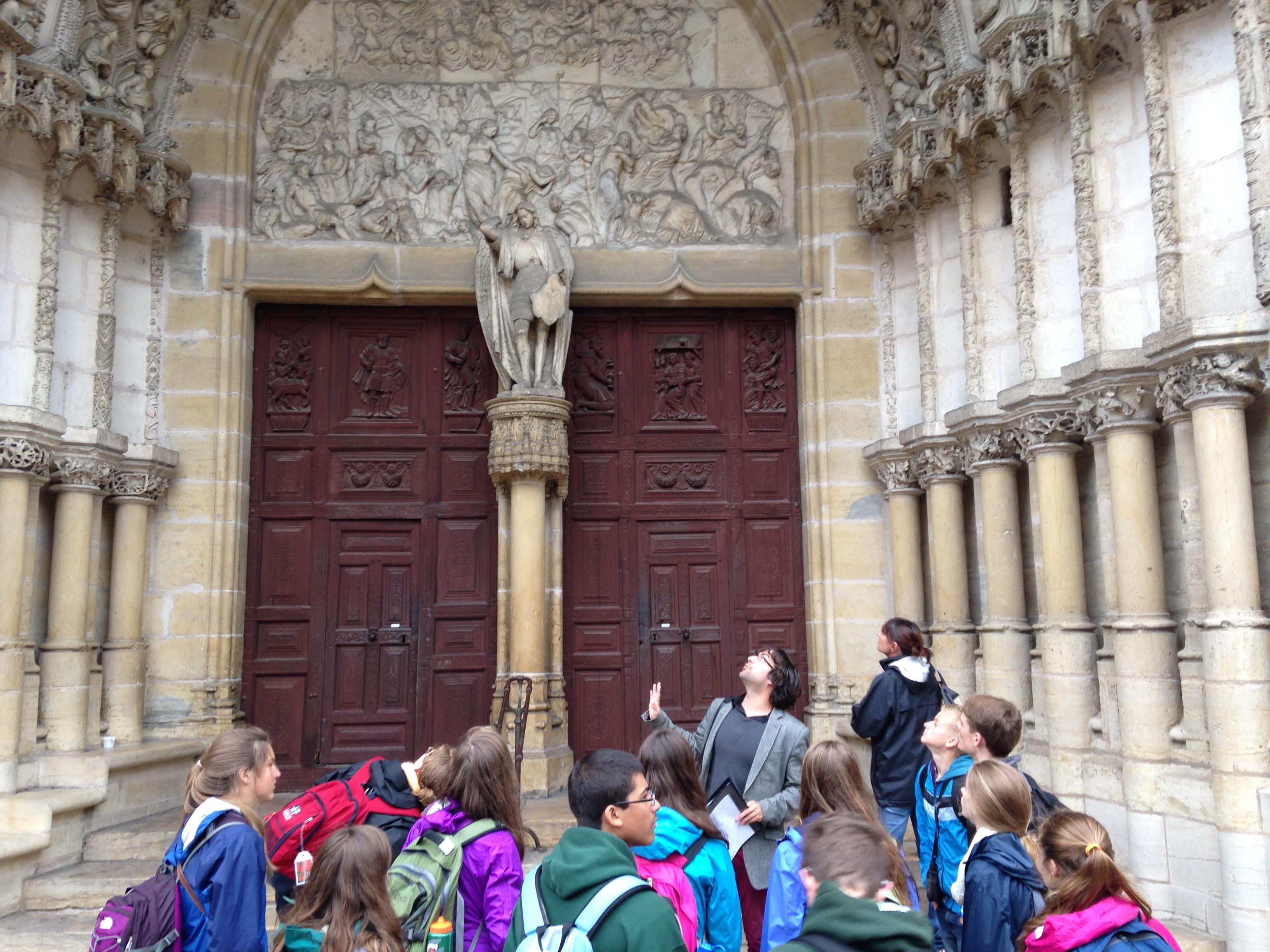 In Dijon