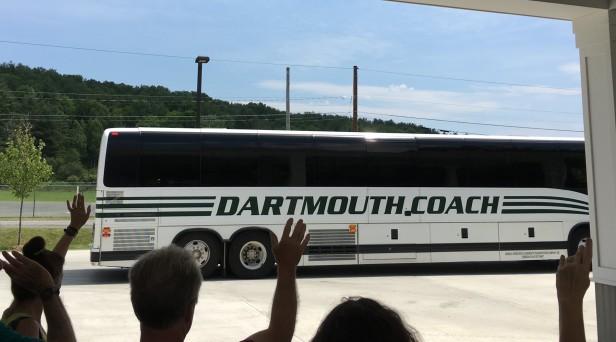 depart bus